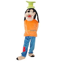 Mascot Costumes goofy costume - Fancytrader Top Sales Goofy Dog Mascot Costume Goofy Mascot Costume Dog Mascot Accept Drop Shipping FT30116