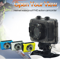 Wholesale HD Waterproof camera p inch touch LCD Sport camera action camcorder for Bike Surfing outdoor sport