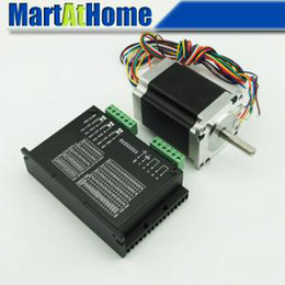 CNC Kit - Stepper Motor Driver Controller 2 Phase 4.2A DC24~50V replace M542 + 78mm 278 oz-in Step Motor #SM480 @SD