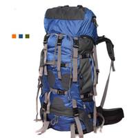 Wholesale Professional Hiking Backpack Outdoor sports Backpacks travel bags folding ride knapsack ultra light waterproof nylon mountaineering bag