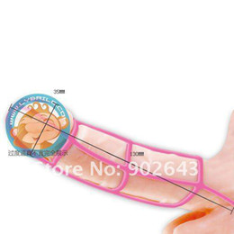 Wholesale silicone net cock ring sex ring men s sex product