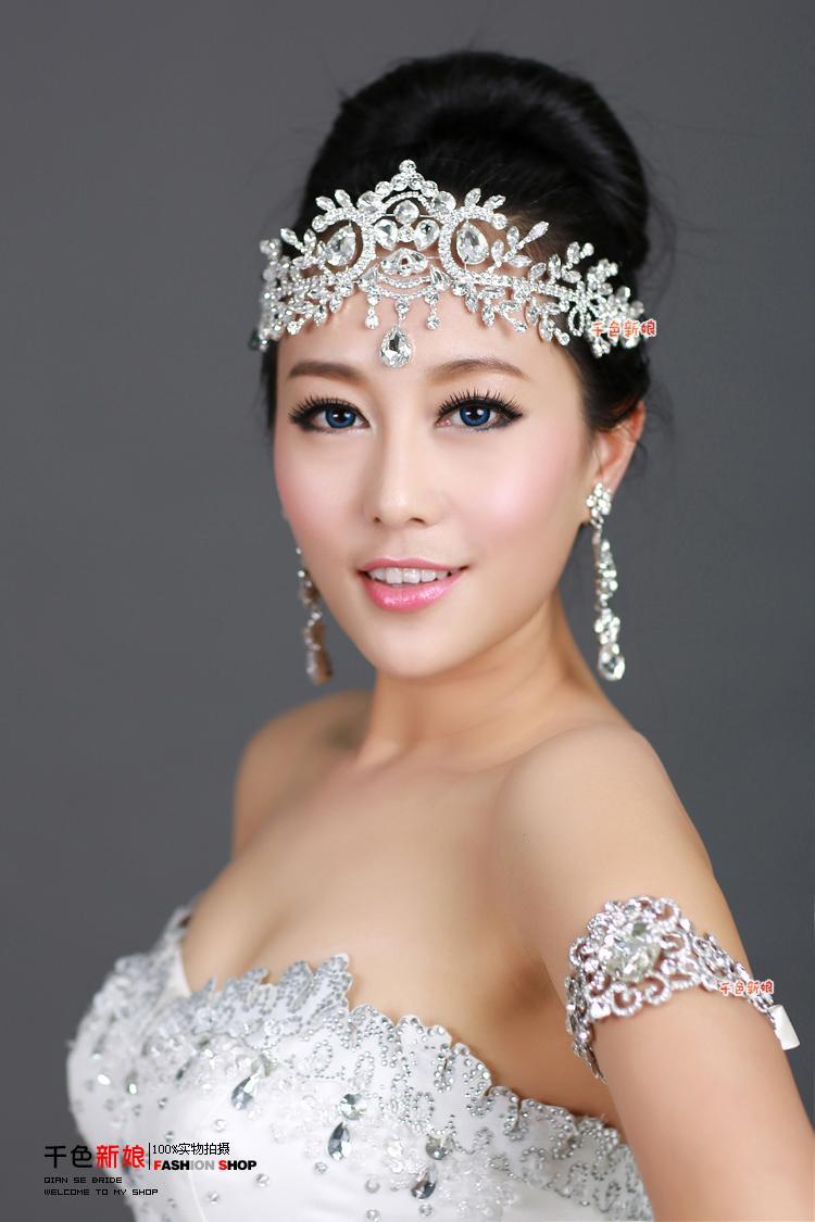прически на казахскую свадьбу фото