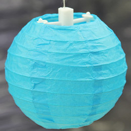 Wholesale inch diameter CM small lantern paper lanterns Mid Autumn Lantern color lighting luminous knickers