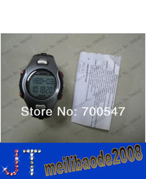 Wholesale free shippping SVC133 New High Quality Pedometer Heart Rate Monitor Watch Touch on Pulse Measuring Showing Dynamic Heart Rate