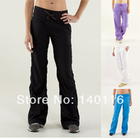 Wholesale 1 piece NEW lululemon studio pant Top quality lulu lemon yoga pants for women size XS XL