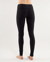 Wholesale Lululemon Professional Yoga pencil pants Women s Solid Elastic Pants Sports and Leisure pants