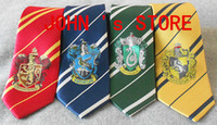 Wholesale Freeshipping PC a Harry Potter School Crest Tie LDOD01