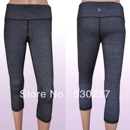 Wholesale Lululemon pants Lululemon yoga pants Crapris pants lululemon wear size