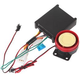 Sistema de alarma a distancia un coche en Línea-2pcs/lot Profesional Impermeable RF-V9 Anti-robo de Coche / Moto/motos y otros motos de Alarma de Seguridad con Sistema de arranque Remoto CAL_118