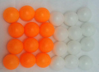 Wholesale 300pcs bag Table Tennis Balls white and orange two choose