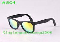 Wholesale Men s Woman s sunglasses fashion high quality Glasses Sunglasses Black White brown Red colors