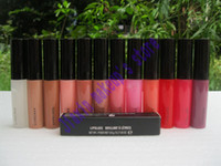 Wholesale New Arrivel Brand makeup lipgloss LIPGLASS BRILLANT A LEVRES g different color lip gloss