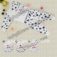 Wholesale Newborn Infant Baby Sets Clothes Outfits Jacket Coat Pants sets Newborn Dress Lace up BB Great Gift