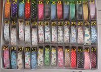 Vente en gros - Décoration Tissu Ruban washi masquage ruban auto-adhésif de style Janpan tissu Fleur bande bricolage