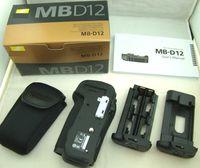Wholesale Battery Grip For Nikon D800 D800E DSLR MB D12 MBD12 EN EL15 MH