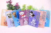 Wholesale 6 kind Shape Pet Dog Cat Led Pendant Tag card Safety Light Glow Light Up Collar Flasher Blinker best price