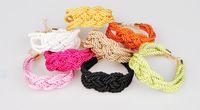 Charm Bracelets Bohemian Women's Chinese knot bracelet,candy charm bracelet,fluorescent color bracelets,fashion jewelry wholesale,woven friendship bracelet.15pcs.XR
