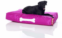 Wholesale pink dog Bean Bag Cover beanbag bed cat beanbag Without Filling