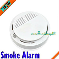 Guangdong China (Mainland) Fire ELC-YW948 Home security system Cordless Smoke Detector Fire Alarm Free shipping