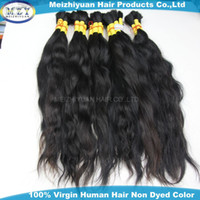 Wholesale Indian Virgin Remy Hair Bulk hair for braiding hair Silky Straight Hair Extensions to Virgin hair bulk