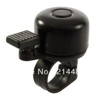 Diameter: 35mm FL1647  Metal Ring Handlebar Bell Sound for Bike Bicycle Black HOT SELLING