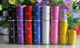 Wholesale Amazing Travel Perfume Atomizer Refillable Spray Empty Bottle Easy Used