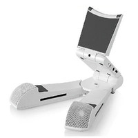 Wholesale HOT Sales Wireless Bluetooth NFC Speaker Dock Stand Holder F iPad Air Mini Tablet PC