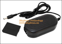 Wholesale sets Slim Design Light Weight Power Adaptor ACK DC40 for Canon CA PAS500 DR DC Coupler