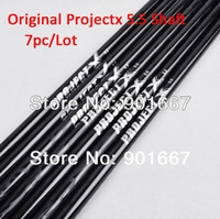 Wholesale 7pc Original Project X Graphite shaft This link is for only pc in Golf Shaft