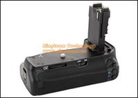 Wholesale Meike Battery Grip MK D Replace Canon Grip BG E10 Fit for EOS Rebel D T3 Kiss X50 Digital SLR Cameras