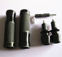 Wholesale Motorcycle Chrome Hand Grips Barends Bar Ends