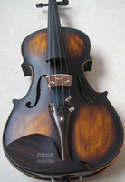 Wholesale New AiYIi Archaize Color Brand Violin Case Bow
