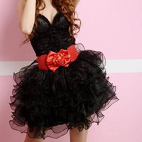 Wholesale Women Tutu Princess skirt KTV Night clubs Costumes Cheer leading dress Drop Shipping
