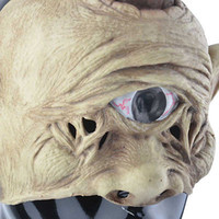 Wholesale Creepy Adult Horror Big eye Head Mask Halloween Costume Theater Prop Novelty