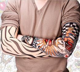 Wholesale protection sun tatoo Sleeves radiation protection tattoo sleeves arm tattoo designs personal tattoo sleeve