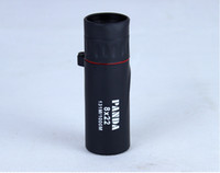 Wholesale Hot Sale x x Mini Monocular Telescope Adjustable Zoom Pocket Scope Sports Outdoors Night Vision Hunting Concert