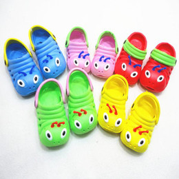 Wholesale 2014 New Kids Shoes Sandals children summer sandals baby carpenter worm hole shoes Kids casual shoes hot sale pc pairs Melee
