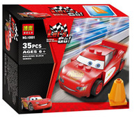 Wholesale building blocks Cars Story Mania series bricks boy gift for christmas