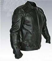 Wholesale men PU motorcycle jacket racing jacket motorcycle racing jacket all size available