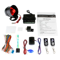 Wholesale Unidirectional Car Alarm System MHZ MHZ C F4015A New Alishow