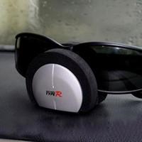 Visor CD Case ABS TYPER / Tepper children free shinppingTYPER genuine car seat car glasses clip card holder car frames YH-481
