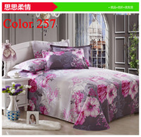 brand bedding sets - Home decor Brand Tender feelings Bedding sets Comforter Full Queen King Size Bedding Sets Home textile Bed Sets Bedclothes