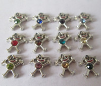 Charm Bracelets Charm(s) Clothing, Handbags & Shoes 12PCS floating charm girls and boys constellation for glass living memory locket
