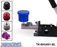 Wholesale TANSKY Hydraulic Drift Handbrake Oil Tank for Hand Brake Fluid Reservoir E brake TK BHU001 default color is blue