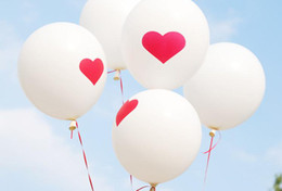 Wholesale thick G LOVE proposal balloon balloon wedding set decoration advertising made balloon