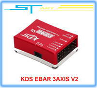 other ppc - Newest KDS EBAR AXIS V2 Sensor PPC FLYBARLESS System three axis gyroscope RC helicopter
