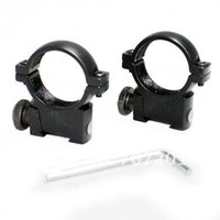 Wholesale 2 x mm Weaver Picatinny Scope Ring Mounts mm