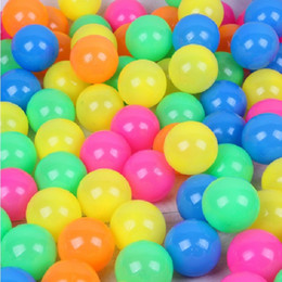 Wholesale 600pcs Ocean Play Ball Pit Balls For Pool Pit Tent size cm