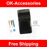 LCD Screen Panels advanced assembly - LCD Completed Assembly Touch Screen Tools For Samsung I9070 Galaxy S Advance With Frame PC