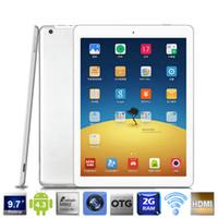 Under $300 Onda 9.7 inch Onda V975M Quad Core 9.7 inch IPS Retina 2048*1536 Tablet PC Android 4.3 Amlogic M802 A9 Quad Core 2.0GHz 2GB RAM 32GB ROM